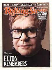 ROLLING STONE MAGAZINE Feb 17 2011 ELTON JOHN