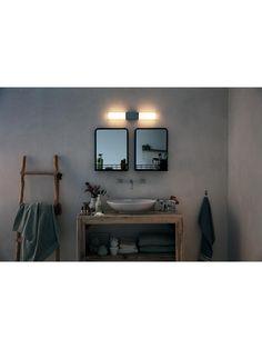 Philips Seabird LED Bathroom Wall Light, Chrome at John Lewis & Partners Bathroom Wall Lights, Sea Birds, White Light, Your Space, Chrome, Led, Mirror, John Lewis, Furniture