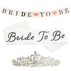 Bride to Be Bachelorette Party Decoration Kit - Wedding B... https://www.amazon.com/dp/B01LQN6EUY/ref=cm_sw_r_pi_dp_x_M3OqybPBXVREH