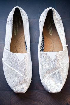 it would be so cool if all my bridesmaids could wear sparkly toms