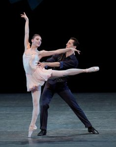 NYCB: Tiler Peck & Robert Fairchild