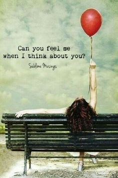 Te pienso constantemente .....Ty....
