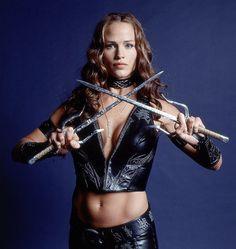 Jennifer Garner #Elektra