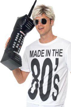 £2.02 - Smiffy's 30-inch Inflatable Retro Mobile Phone (Black): Smiffys: Amazon.co.uk: Toys & Games