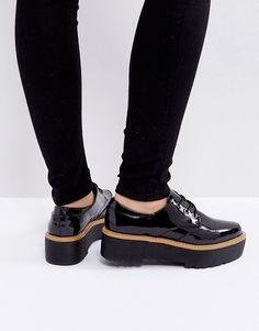 Discover Fashion Online Lace Up Shoes, Black Shoes, Women s Shoes, Monki,  Aldo fef8aa7c4356