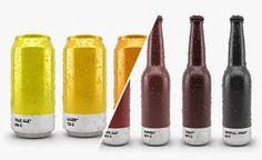 Innamorarsi in cucina: Beer Colors Packaging