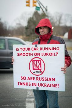 Russian tanks in Ukraine