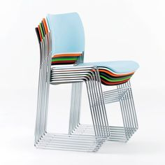 Howe | 40/4 Stacking Chair Http://www.apresfurniture.co