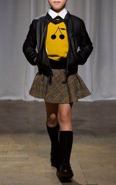 Bonpoint Fall/Winter 2015 Trunkshow Look 3 on Moda Operandi