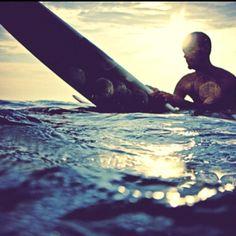 Surfs Up . . .