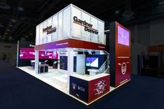 2020 Exhibits designs and develops custom island exhibits and double deck (two story) displays for your next event or trade show that command attention. Theater Seating, Lounge Seating, Lounge Areas, Reception Counter, Reception Areas, Trade Show Flooring, Double Deck, Video Wall, Overhead Lighting
