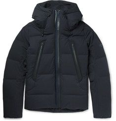 Descente - Mizusawa Quilted Shell Down Coat