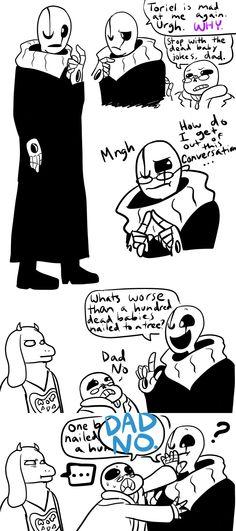 I just draw some comics