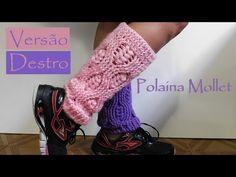 [Versão destro] Polaina Mollet | BYA FERREIRA
