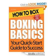 Learning The Basics of Boxing