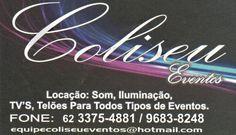 Eu recomendo Coliseu Eventos- Vila Progresso, #Itaberaí, #Goiás, #Brasil
