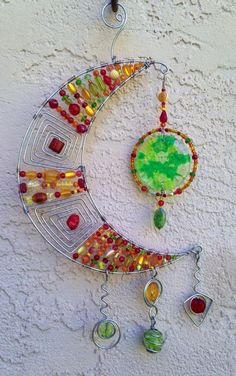 #wire #suncatchers