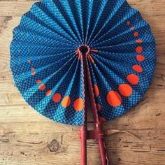 These colorful hand fans are our bestseller. Made out of leather and African print fabric they are a hot accessory for the Summer. Must have accessory! Ankara Designs, Ankara Styles, Hand Held Fan, Hand Fans, African Fashion Designers, Ankara Fashion, Interior Design Elements, Event Dresses, African Fabric