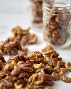 How To Make Slow Cooker Spiced Nuts: The Essential Method — Make More Good