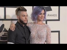 GRAMMY Awards - Katy Perry at Fashion Cam - YouTube