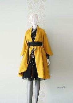 Lolita Fashion, Girl Fashion, Fashion Outfits, Fashion Design, Modern Hanbok, Mode Steampunk, Lolita Mode, Estilo Lolita, Fantasy Dress