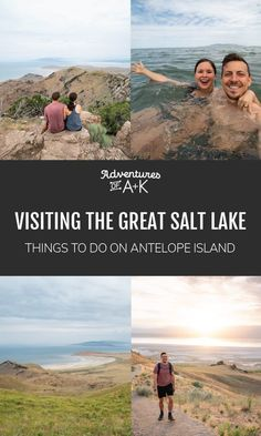 Visiting the Great Salt Lake, Things to do at Antelope Island State Park, Visiting Antelope Island State Park, Hiking to Frary Peak, What to do at the Great Salt Lake, Swim in the Great Salt Lake, Float in the Great Salt Lake, Things to do at the Great Salt Lake, Antelope Island State Park, Antelope Island camping, Antelope Island Utah, Things to do near Salt Lake City, Salt Lake City hikes, Things to do in Utah, What to do in Utah, Visiting Utah