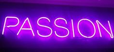 Love this purple P A S S I O N sign - after all, it's all about your passion and one of mine  is c-Annies premium. hand made soaps and lotions www.cannies.com