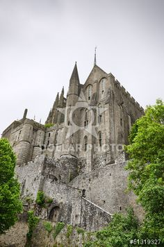 http://www.dollarphotoclub.com/stock-photo/Beautiful Medieval Abbey.Mont saint Michel, France/51319327 Dollar Photo Club millions of stock images for $1 each