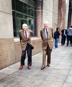 Fashion Grandpas: The Most Adorable Internet Thing Since Cats #refinery29  http://www.refinery29.com/2014/06/69076/fashion-grandpas-instagram