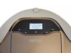 Robô Aspirador de Pó Ecovacs 30W - Deebot D68 com as melhores condições você encontra no Magazine Siarra. Confira!