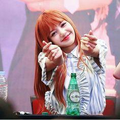 Love from Lisa BlackPink ❤ Blackpink Lisa, Jennie Lisa, Kpop Girl Groups, Korean Girl Groups, Kpop Girls, Yg Entertainment, K Pop, Rapper, Divas