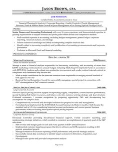 Senior Accountant Resume Format   Http://www.resumecareer.info/senior