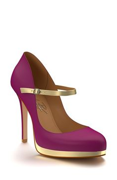 Shoes+of+Prey+Mary+Jane+Platform+Pump+(Women)+available+at+#Nordstrom $188.95