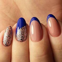 Instagram photo by @nail_master_russia via ink361.com #nailart #naildesigns #nails