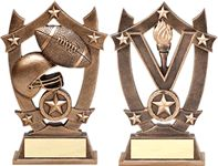 new football trophies | Gameball Trophies, Inc: Football Trophies, Football Plaques, Football ...