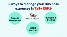 3 ways to manage your business expenses