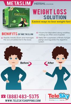 Meta slim- Simple and proven solution for weight loss.