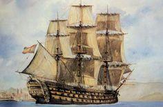 Navío de línea español de 112 cañones