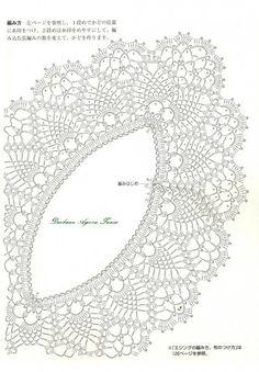 New crochet shawl diagram pineapple Ideas Crochet Collar Pattern, Col Crochet, Crochet Shawl Diagram, Crochet Lace Collar, Crochet Edging Patterns, Crochet Lace Edging, Thread Crochet, Crochet Doilies, Crochet Flowers