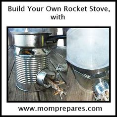 Building a Rocket Stove: Step By Step Tutorial