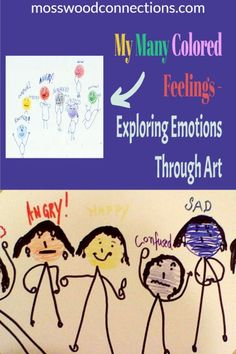 My-Many-Colored-Feelings—Exploring-Emotions-Through-Art- Parenting Articles, Good Parenting, Parenting Hacks, My Emotions, Feelings, Emotional Awareness, Parent Resources, Emotional Intelligence, Raising Kids