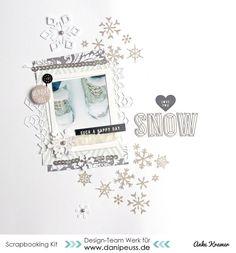 * Love you snow * (Dani Peuss Januarkit)