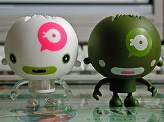 made by Rolitoboy - designer toys