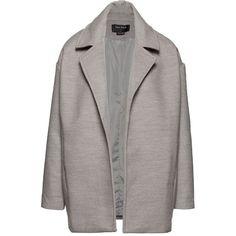 #Cooler grauer #Mantel von the fifth label. Dieser Mantel begeistert mit einer schönen #Länge und #Oversize-Form. ♥ ab 119,00 €