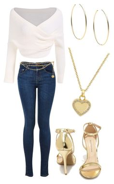 """""""Unbenannt #28"""" by carinoso on Polyvore featuring Mode, Chanel, Wild Diva, Michael Kors, women's clothing, women's fashion, women, female, woman und misses"""
