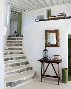 Escape to Mykonos | InDecora.com