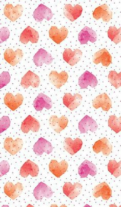 Imagem de wallpaper, hearts, and background