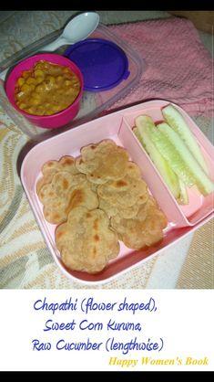Indian Breakfast, Breakfast For Kids, Lunch Box Recipes, Snack Recipes, Indian Lunch Box, Tiffin Lunch Box, Tiffin Recipe, Lunch Meal Prep, Healthy Snacks