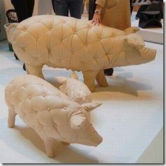 Pig Stool.