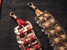 Cómo hacer pulseras de chapas: fotos de distintos modelos  (7/10) | Ellahoy